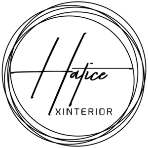 logo of haticexinterior in shape of circle