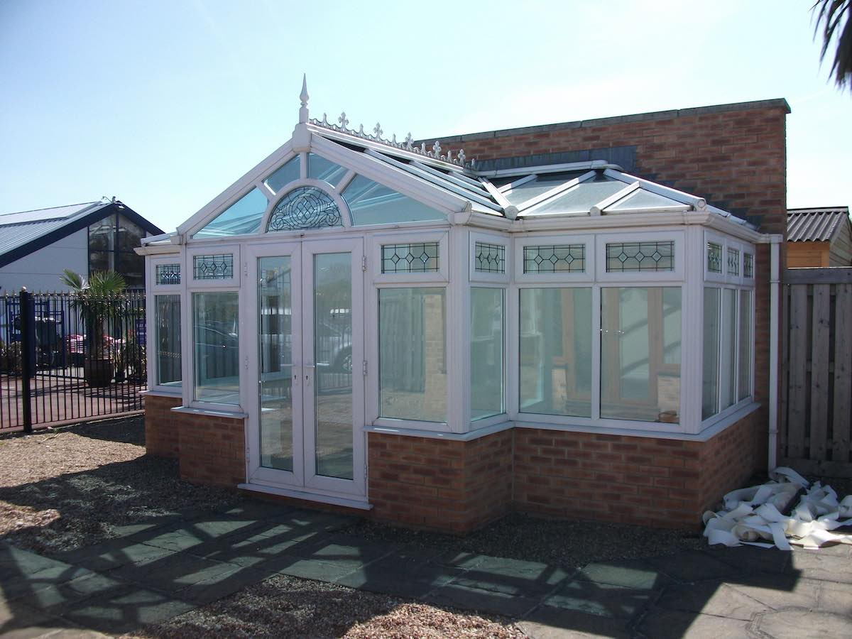 all types of conservatory
